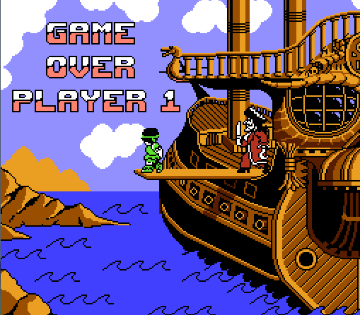Note how the ship looks pretty good but the water looks awful.