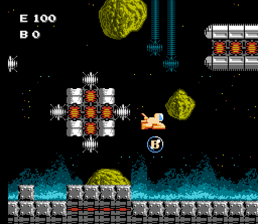 air_fortress_nes_gameplay_screenshot_1