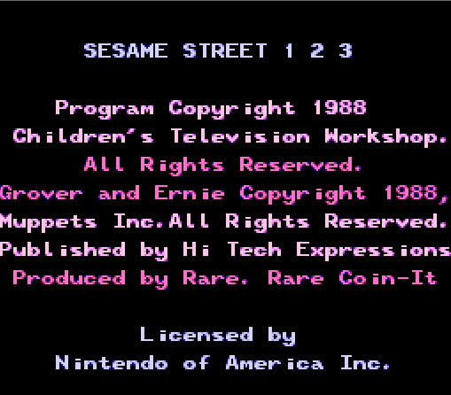 sesame_street_123_nes_title_screen