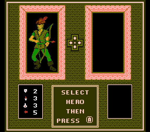 gauntlet_nes_gameplay_screenshot_1