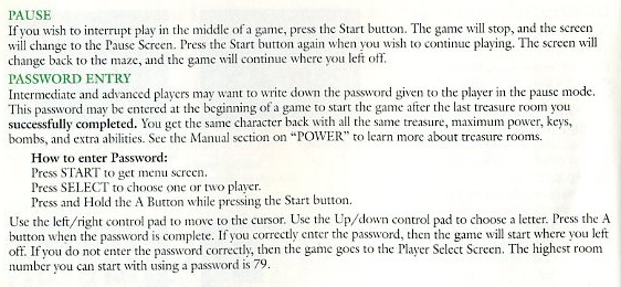 gauntlet_nes_instruction_manual