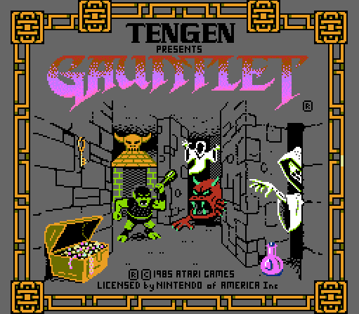 gauntlet_nes_title_screen