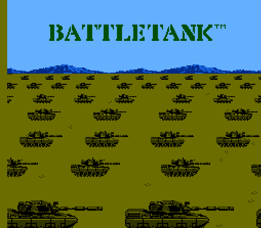 The animation here is beautiful, all the tanks rolling across the plains...